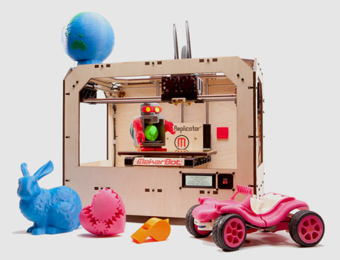 3D Printer by Makerbot